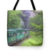 Wv Passenger Car 15 Tote Bag