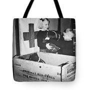 Ww II: Red Cross, C1942-43 Tote Bag