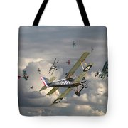 Ww1 - 'wings' Tote Bag