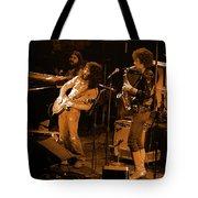 Ww#7 Enhanced In Amber Tote Bag