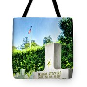 Wwi Medal Of Honor - Vintage Tote Bag