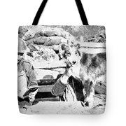 Wwi, Nell British Messenger Dog Tote Bag