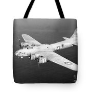 Wwii, Boeing B-17 Flying Fortress, 1940s Tote Bag