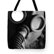 Wwii Gas Mask Tote Bag