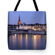 Wyck In Maastricht In The Evening Tote Bag