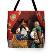 Wyeth: Robin Hood & Marian Tote Bag