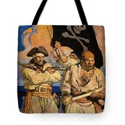 Wyeth: Treasure Island Tote Bag