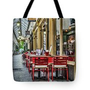 Wyndham Arcade Cafe 1 Tote Bag