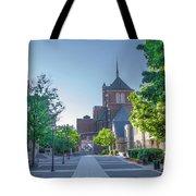 Wynn Commons - University Of Pennsylvania Tote Bag