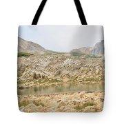 Wyoming At Altitude 4 Tote Bag