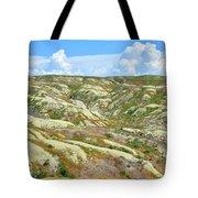 Wyoming Badlands Tote Bag