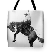Wyoming: Cowboy, C1911 Tote Bag