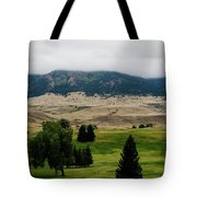 Wyoming Landscape 51a Tote Bag