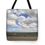Wyoming Pet Area Tote Bag