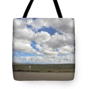 Wyoming Pet Area Tote Bag