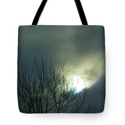 Wyoming Sky Tote Bag
