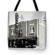 Wyoming Theater 2 Tote Bag