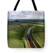 Wyre From The Air Tote Bag