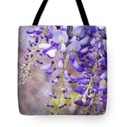 Wysteria Tote Bag