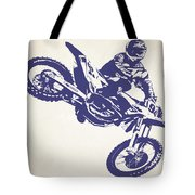 X Games Motocross 1 Tote Bag