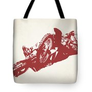 X Games Motocross 2 Tote Bag