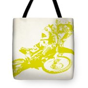 X Games Motocross 5 Tote Bag