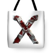 X Is For X-ray Tote Bag