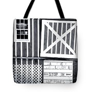 X Marks The Spot Tote Bag
