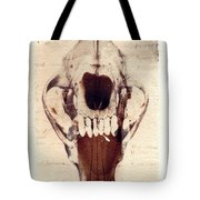 X Ray Terrestrial Tote Bag