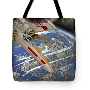 10105 X-wing Starfighter Tote Bag