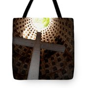 Xcaret Cemetery Catacomb Tote Bag