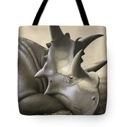 Xenoceratops Foremostensis Relaxing Tote Bag