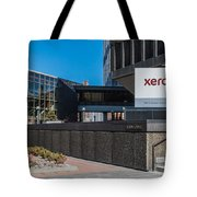 Xerox Tower Entrance Tote Bag