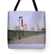 Ancient Xian Tote Bag