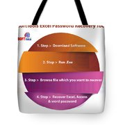 Xlsx Password Recovery Tote Bag