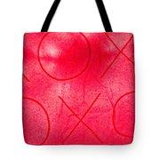 Xoxo 1 Tote Bag
