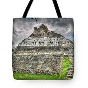 Xunantunich  El Castillo Tote Bag
