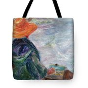 Yachats Painter Tote Bag