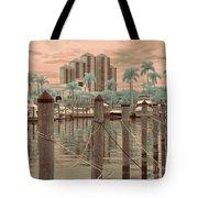 Yacht Basin Tote Bag