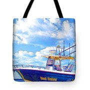 Yacht Tote Bag
