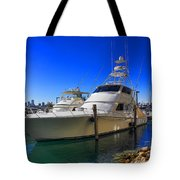 Yacht Watch Series 09 Tote Bag