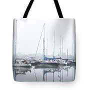 Yachting Club Tote Bag