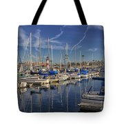 Yachts And Things Tote Bag