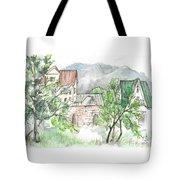 Yakornaya Schel Tote Bag