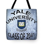Yale University Class Of 2041 Tote Bag