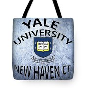 Yale University New Haven Ct.  Tote Bag