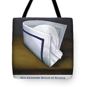 Yale University School Of Nursing Tote Bag