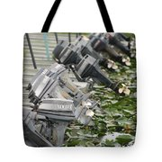 Yamaha Outboards Tote Bag