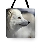 Yana The Fox Tote Bag