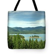 Yarnell Islands Tote Bag